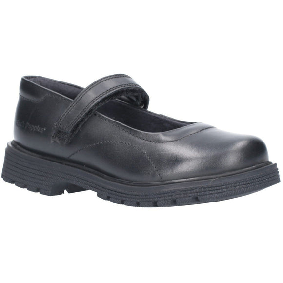 Hush Puppies Tally Junior Touch Fastening Shoe