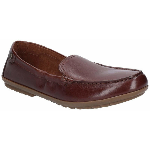 Hush Puppies Aidi Mocc Slip On Shoe - Clearance