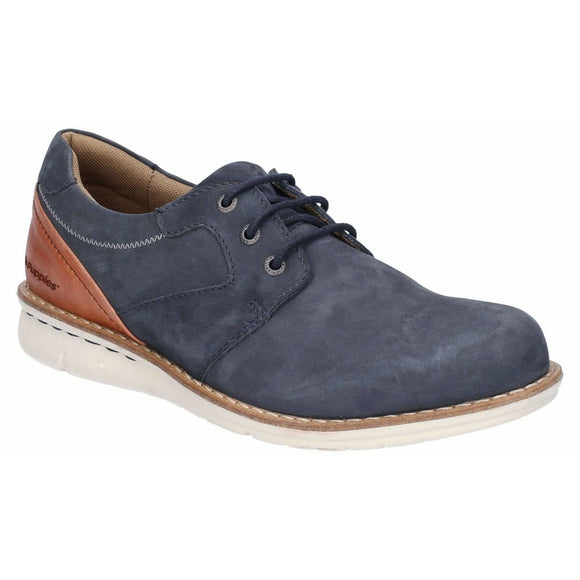 Hush Puppies Chase Casual Lace Up Shoe - Clearance
