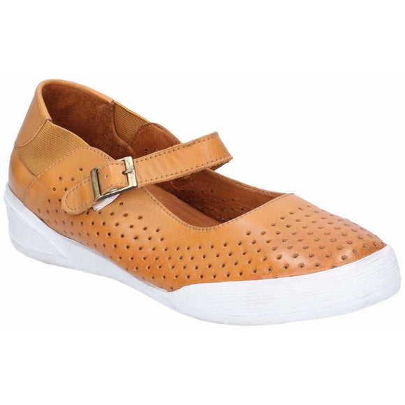Hush Puppies Bailey Buckle Strap Summer Shoe
