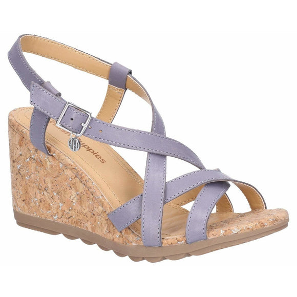 Hush Puppies Pekingese Strappy Buckle Sandal - Clearance