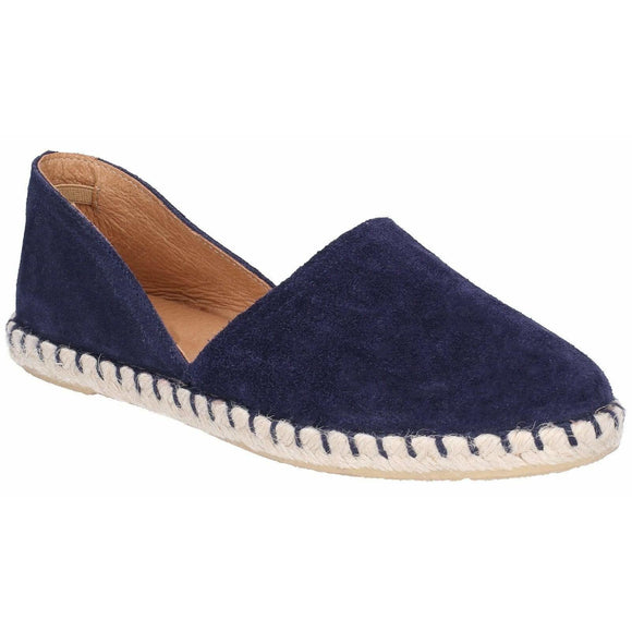 Hush Puppies Rosie Espadrille Slip On Shoe - Clearance