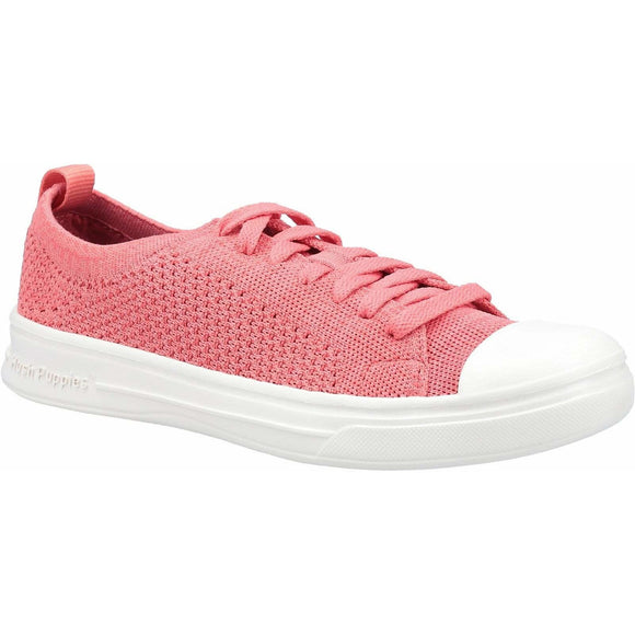 Hush Puppies Schnoodle Lace Up Summer Shoe - Clearance