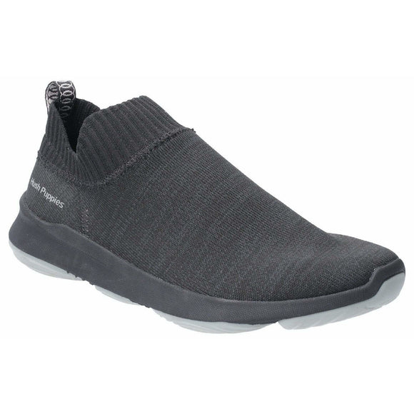 Hush Puppies Free BounceMAX Slip On Trainer