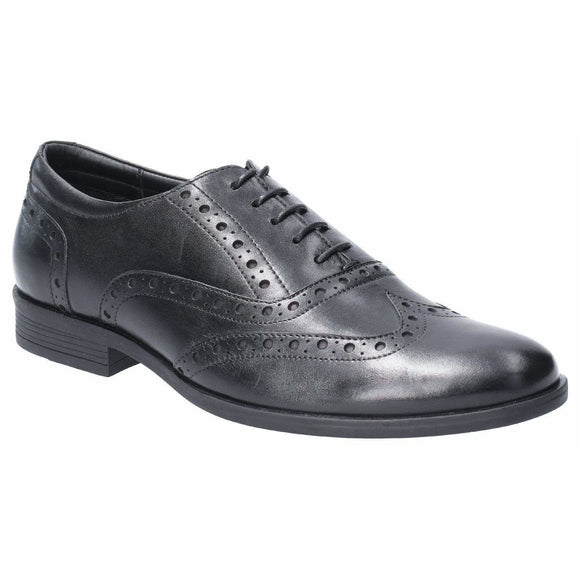 Hush Puppies Oaken Brogue Lace Up Shoe