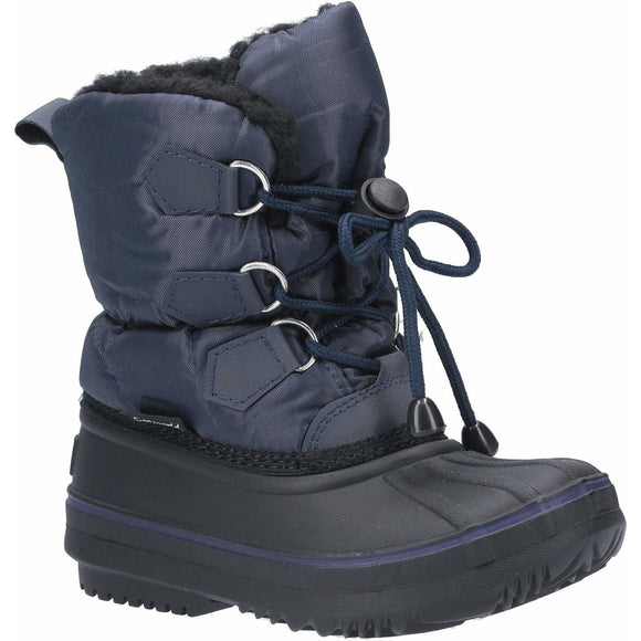 Cotswold Explorer Bungee Lace Snow Boot