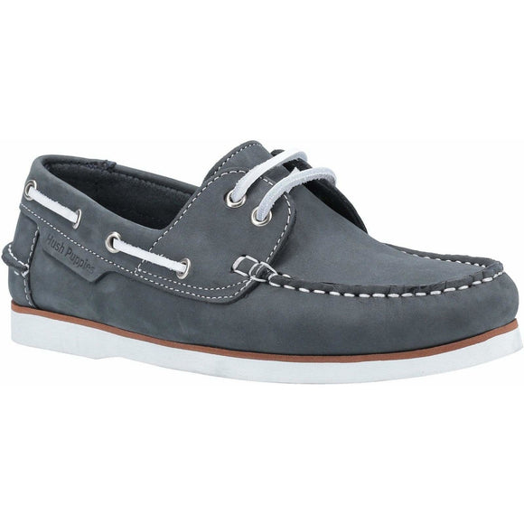 Hush Puppies Hattie Lace Up Boat Shoe