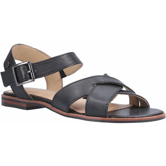 Hush Puppies Lila Buckle Sandal - Clearance