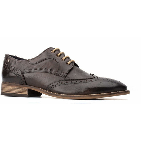 Base London Kitchin Softy Lace Up Brogue