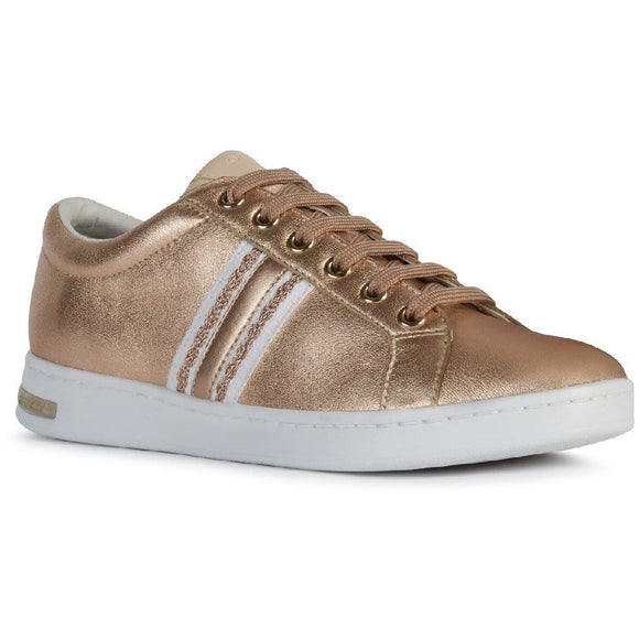 Geox D Jaysen A Casual Lace Up Trainer