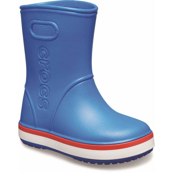 Crocs Crocband Waterproof Pull on Rainboot