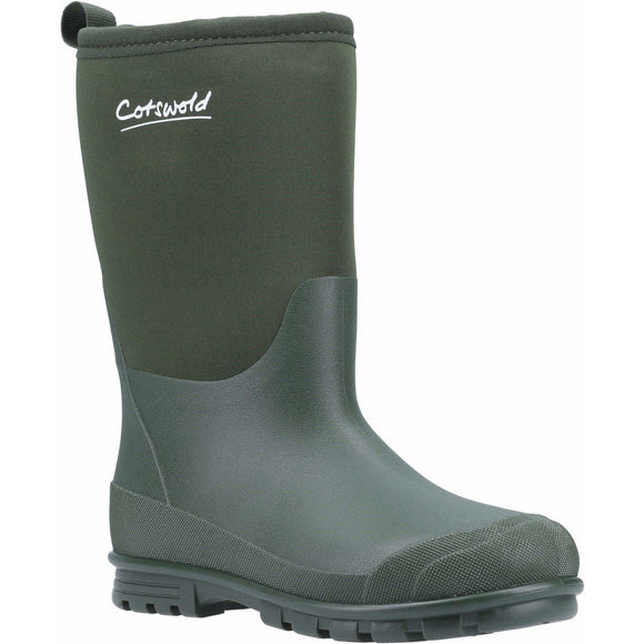 Cotswold Hilly Kids Neoprene Wellington Boot