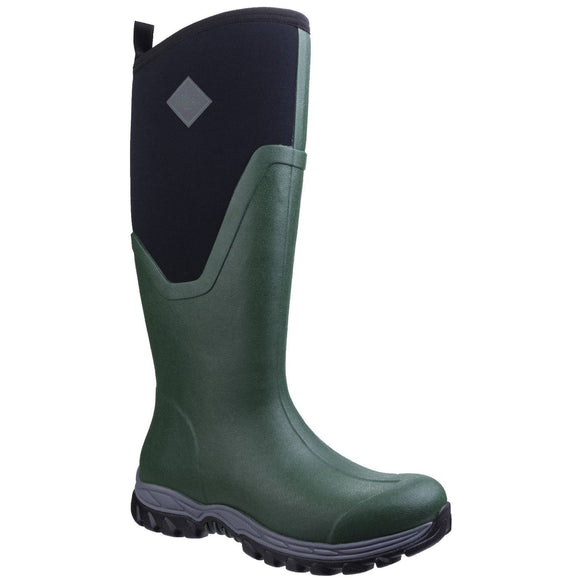 Muck Boot Non Safety Wellingtons Muck Boots Arctic Sport Tall II Womens - Green