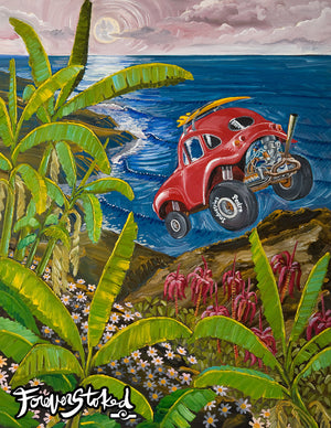 Baja Bug Bounce by Peter Pierce