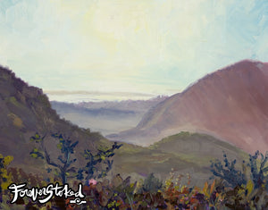East of Cerro Cabrillo by Charlie Clingman