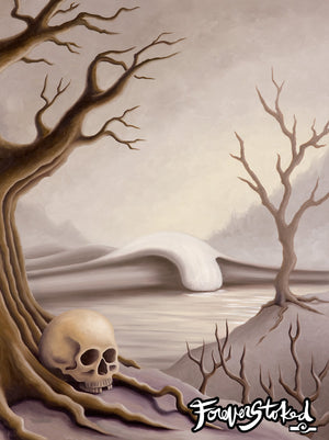 Life and Death by Chris Pedersen