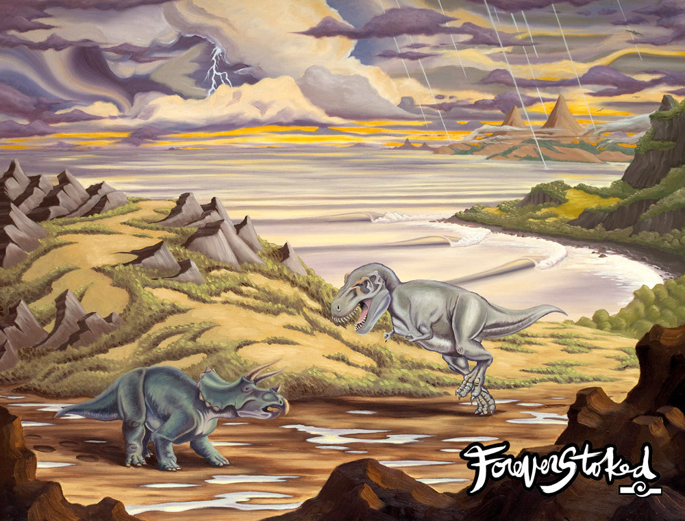 Prehistoric Point by Chris Pedersen