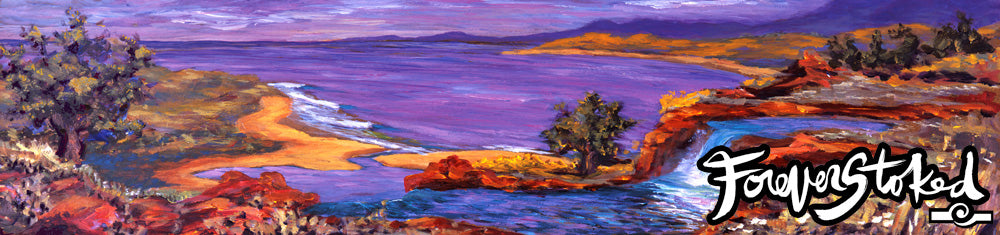 Purple by Charlie Clingman