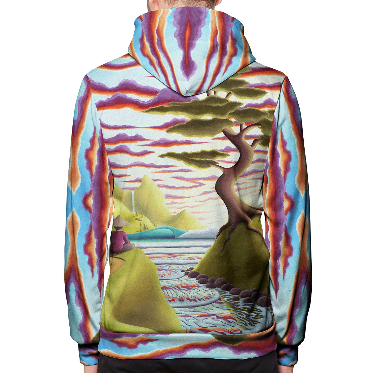 Reflection Pullover Hoodie