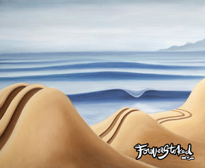 Sand Highway by Chris Pedersen