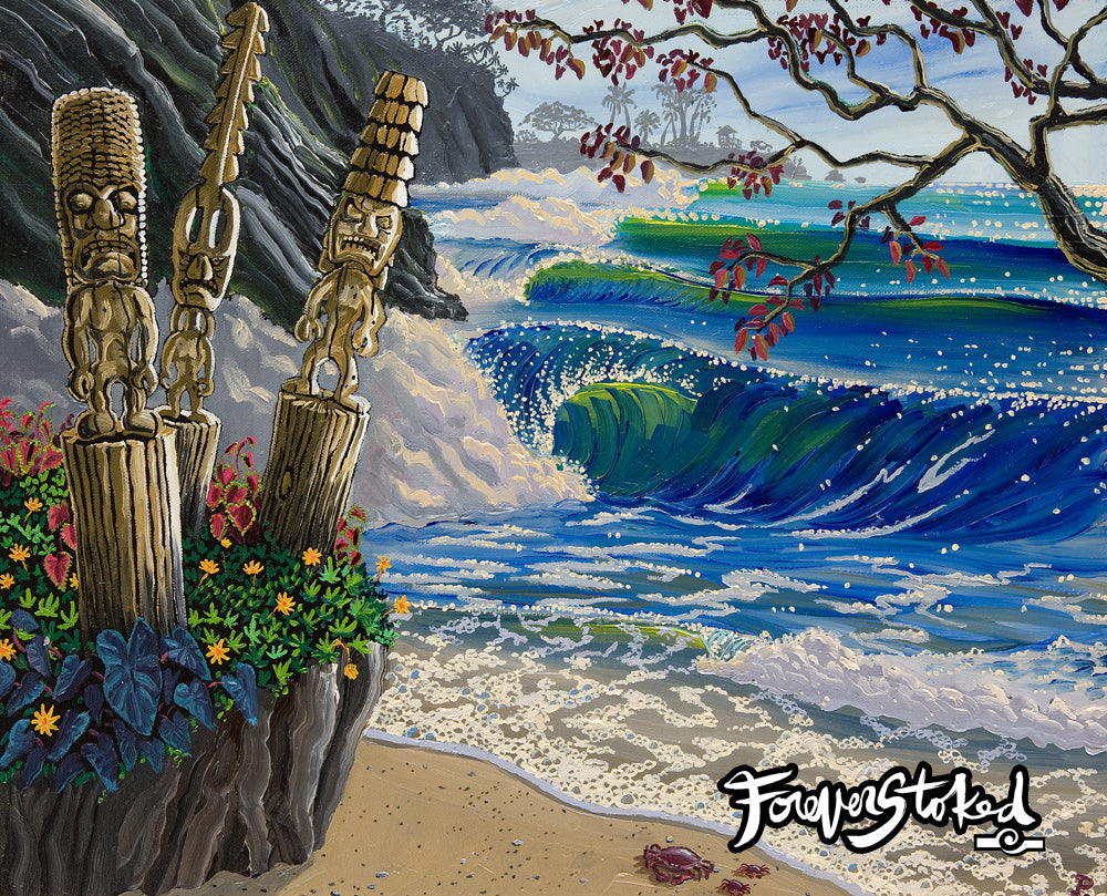 Tiki Cove by Peter Pierce