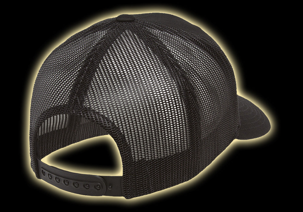 Prehistoric Point - Trucker Hat