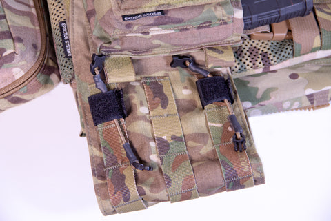 ArcBand™ MOLLE Attachment loops