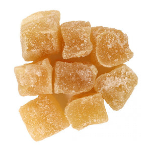 Organic Crystallized Ginger Cube