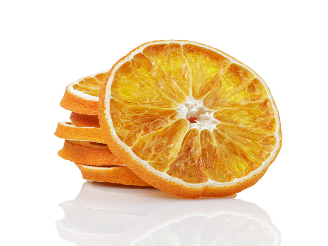 Organic Dried Orange Slices