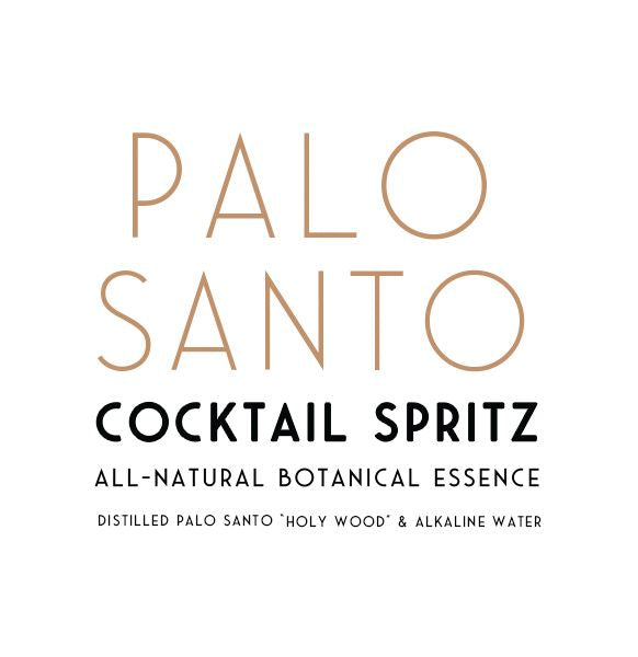 Palo Santo Cocktail Spritz