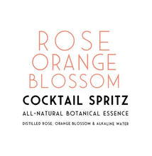 Load image into Gallery viewer, Rose & Orange Cocktail Spritz