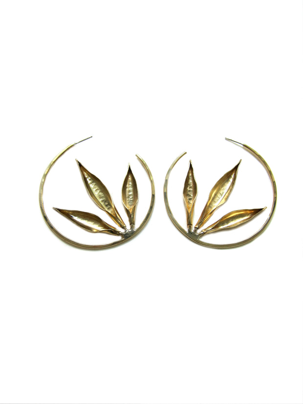 Eucalypt Thrive Hoops Bronze