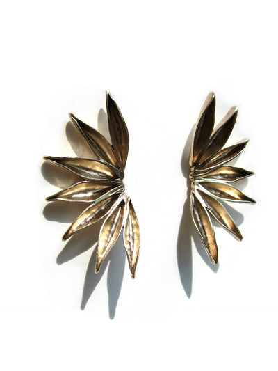 Bronze Flaunt Earrings
