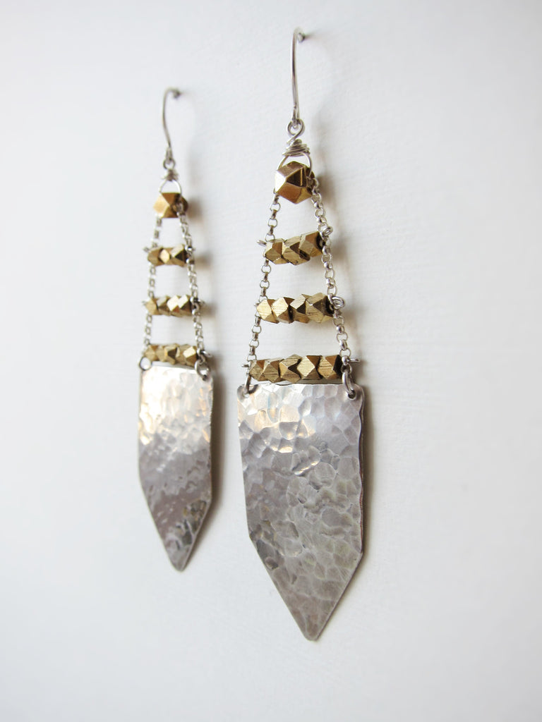 Foxtail Earrings