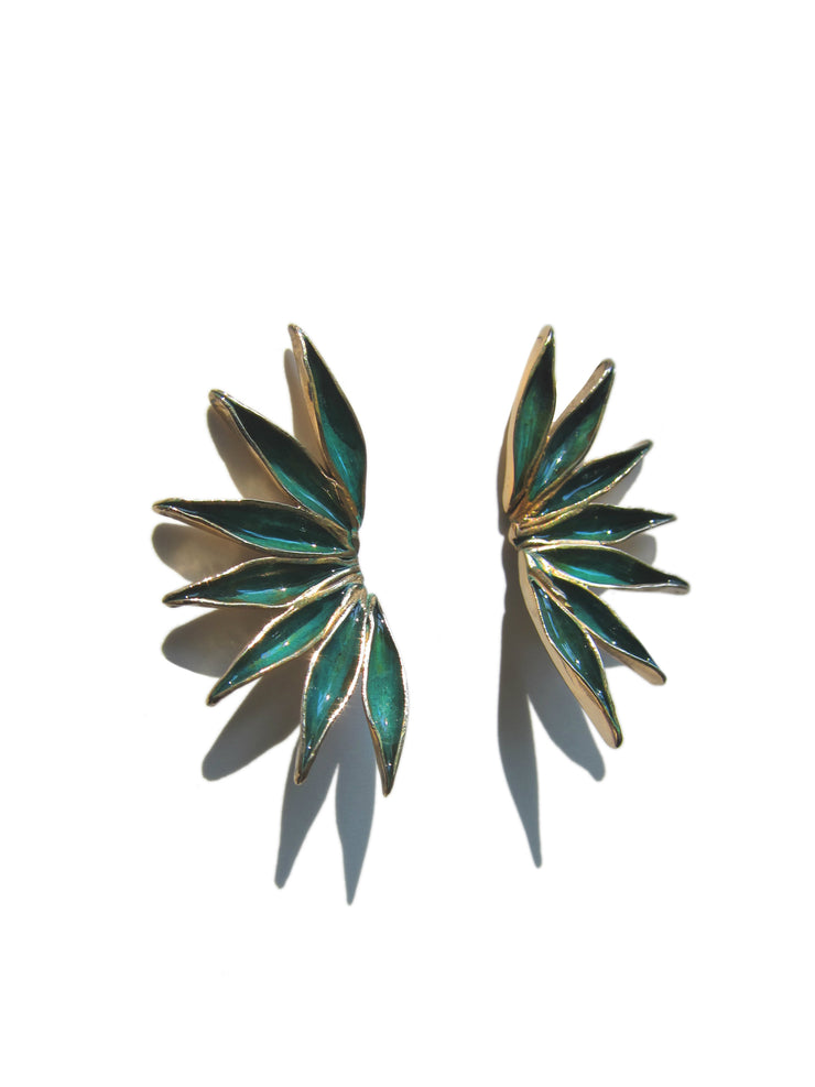 Eucalypt Flaunt Earrings