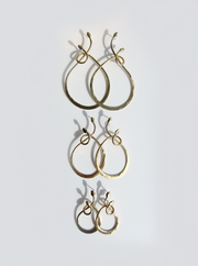 Serpent Flame Earrings
