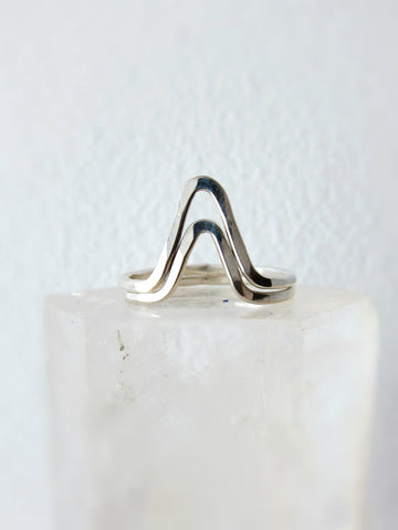Stacking Temple Rings