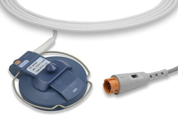 Philips Compatible Toco Transducer