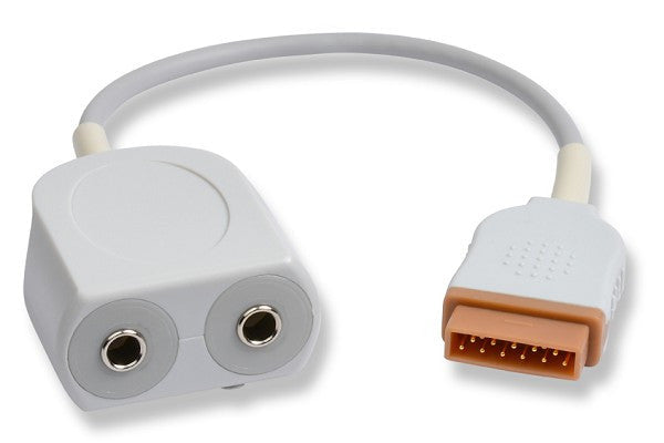 GE Healthcare > Marquette Compatible Temperature Adapter