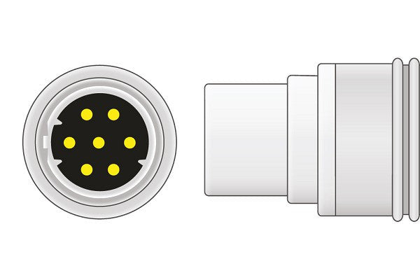 Draeger Compatible Temperature Adapter