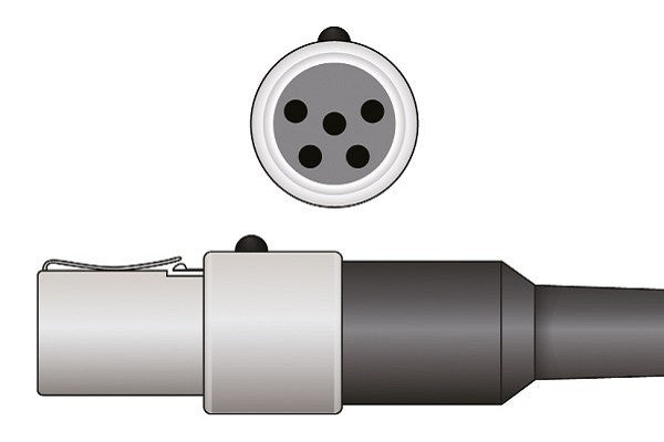 Generra Compatible Direct-Connect SpO2 Sensor