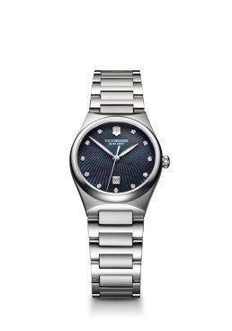 Swiss Army Victorinox Women's Steel / Mother-of-Pearl Watch (505-97)
