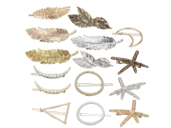 Jaciya 15pcs Hair Accessories for Women