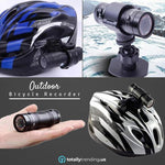 Outdoor Bicycle Recorder