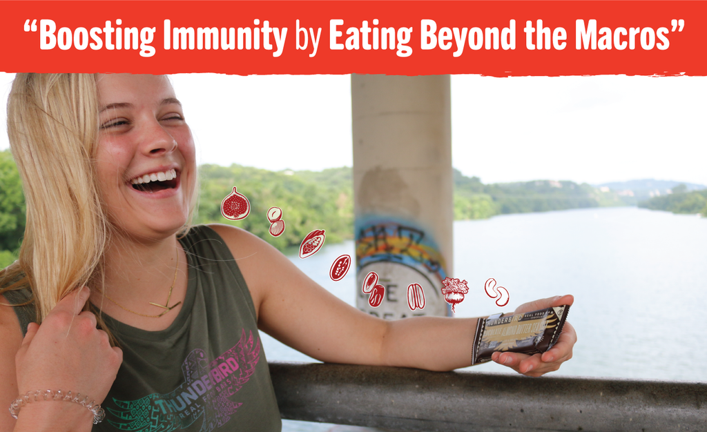 Boosting Immunity with Micronutrients