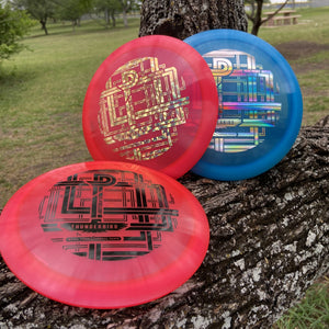 Limited Edition Disc Golf Pack - Heat