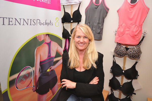 Berkshire Eagle Interview - Sherry Goff Invents, Patents PocketBra