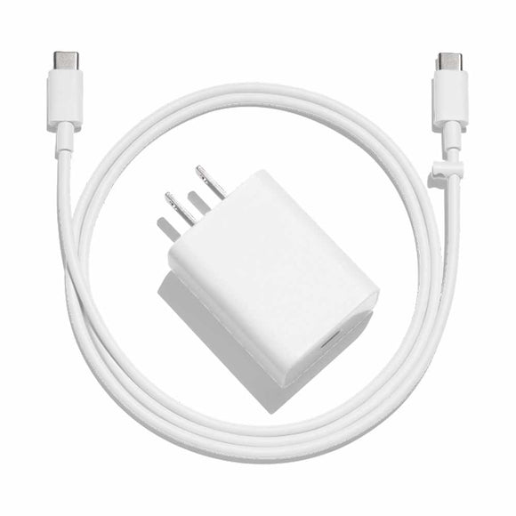 Google - Wall Charger 18W White