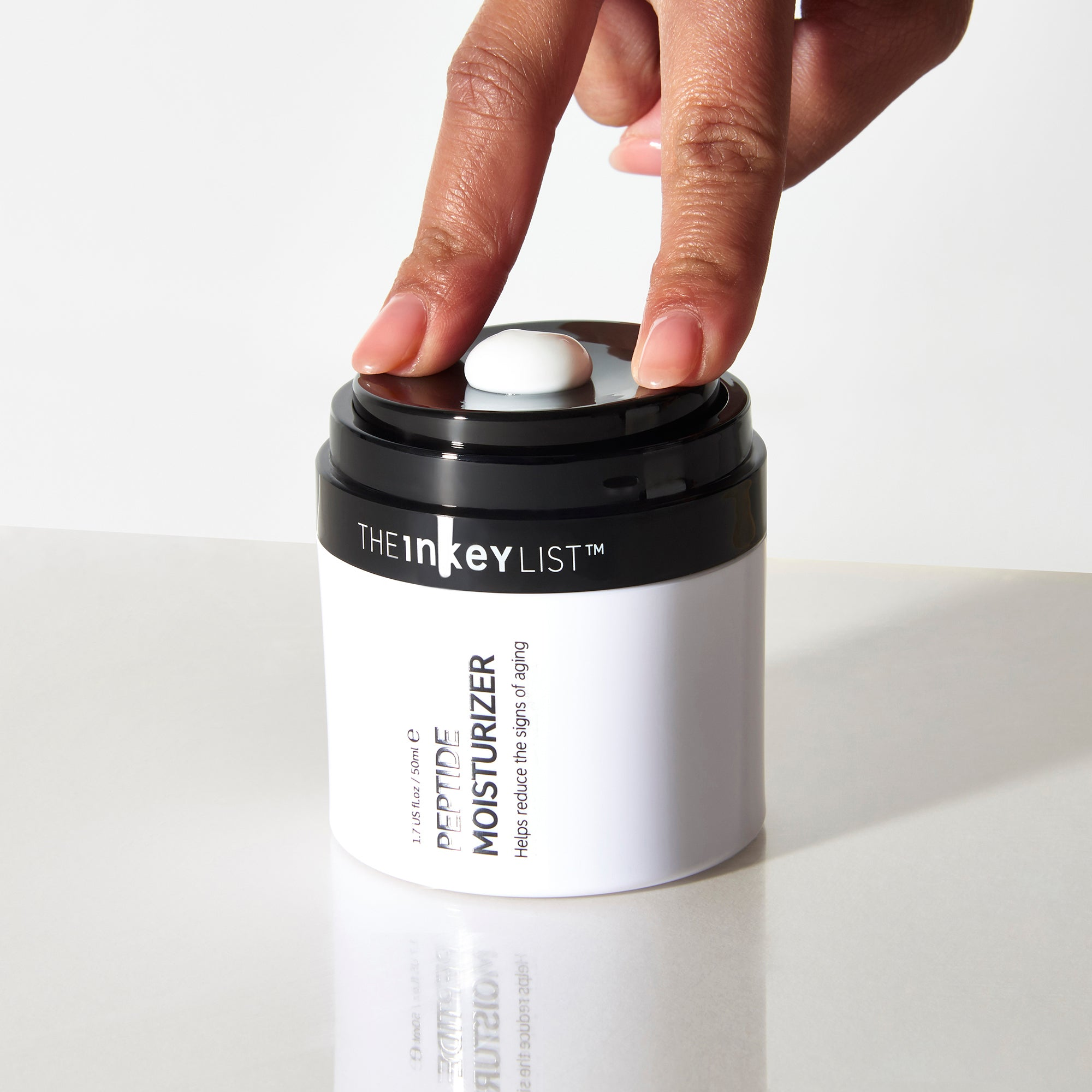 The INKEY List Peptide Moisturizer
