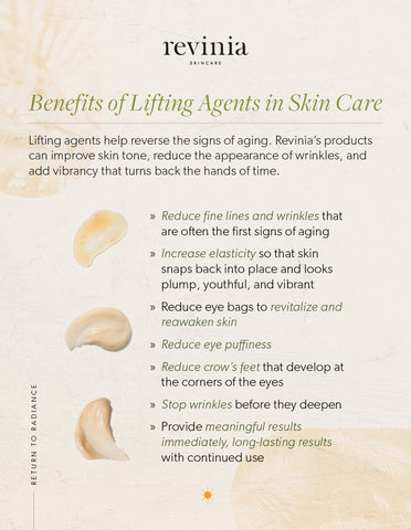 Benefits of Lifting Agents